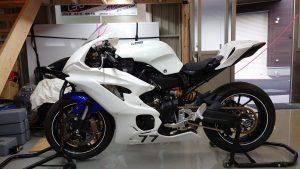 MT-07 racer1